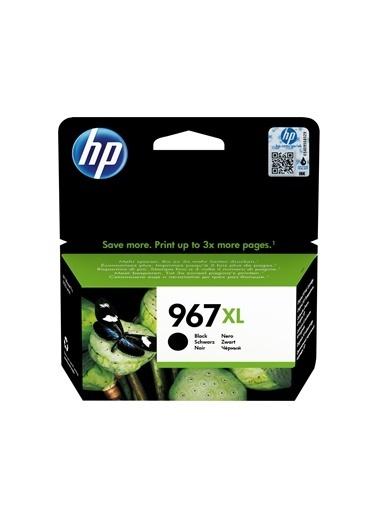 HP HP 3JA31AE 967XL Siyah Yüksek Kapasiteli Mürekkep Kartuşu  Renkli